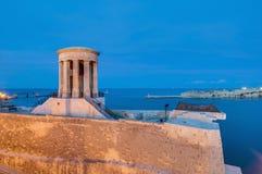 Great Siege Memorial in Valletta, Malta Royalty Free Stock Photos