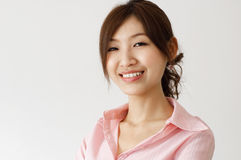 Great smile Stock Image