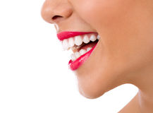 Great smile Stock Images