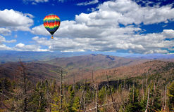 The Great Smoky Mountain National Park Stock Image