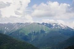 Great Smoky Mountains imagem de stock