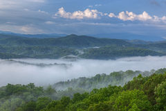 Great Smoky Mountains Stock Photos