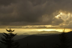 Great Smoky Mountains Photo libre de droits
