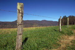 Great Smoky Mountains National Park. Cades Cove stock images