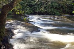 Great Smoky Mountains National Park. Abrams Falls Stock Photo