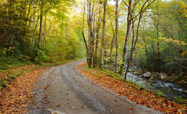 The Great smoky Mountains National park Royalty Free Stock Image