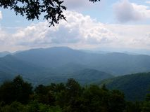 Great Smoky Mountains National Park Royalty Free Stock Images