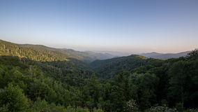 The Great Smoky Mountains Stock Images