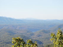 Great smoky mountains tennessee...,. Clear view October opinion the smoky mountains tennessee Vista panoramic Royalty Free Stock Photo