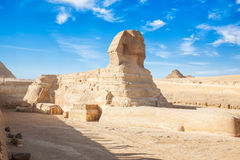 Great Sphinx Stock Image