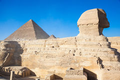Great Sphinx Royalty Free Stock Photo