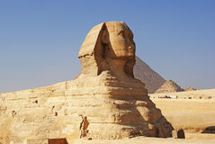 The Great Sphinx of Giza Royalty Free Stock Image