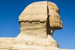 The Great Sphinx of Giza, Cairo, Egypt Royalty Free Stock Image