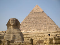Greate Sphinx Royalty Free Stock Photo
