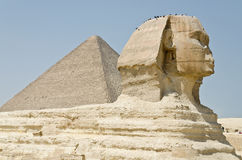 Great Sphinx of Giza Royalty Free Stock Image