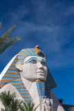 The Great Sphinx of Giza at Luxor Las Vegas Stock Photography
