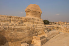 Great Sphinx of Gizah in Cairo, Egypt Stock Photo