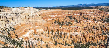 Great spires carved away by erosion Stock Photos