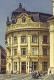 The Great Square and the City Hall, Sibiu, Romania Royalty Free Stock Photo