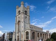 Great St Mary Church Cambridge England Royalty Free Stock Image