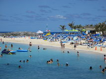 Great Stirrup Cay Stock Photography