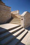Great stone stairs Stock Photo