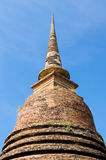 Great stupa Stock Images