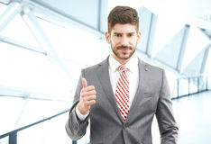 Great success Royalty Free Stock Image