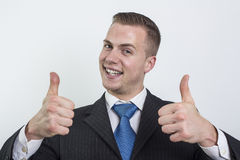 Great success Stock Images