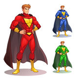 Great Superhero Royalty Free Stock Photo