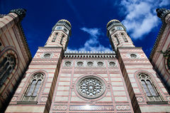 The Great Synagogue. Budapest, Hungary Royalty Free Stock Photos