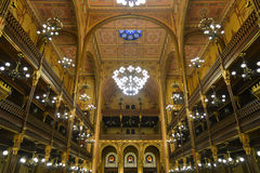Great Synagogue in Budapest, Hungary Stock Photography