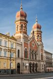 Great Synagogue of Plzen Royalty Free Stock Image