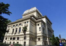 Great Synagogue of Rome Royalty Free Stock Photos