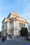 Great Synagogue of Rome, Italy Stock Image