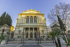 Great Synagogue of Rome Royalty Free Stock Image