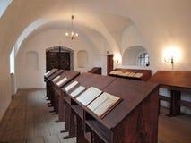 Great Synagogue, Wlodawa, Poland Royalty Free Stock Photography