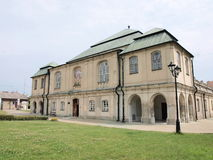Great Synagogue, Wlodawa, Poland Royalty Free Stock Photography