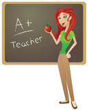Great Teacher Stock Images