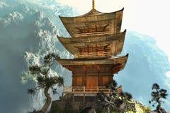 Great Temple Stock Photos