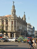 Great Theater of Havana Stock Photo