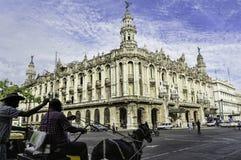 The Great Theater of Havana. Stock Image