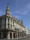 The Great Theater of Havana Stock Photo