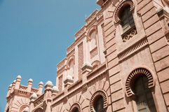 Great Theatre Falla of Cadiz Stock Photo