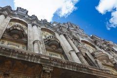 Great Theatre of Havana Stock Photos