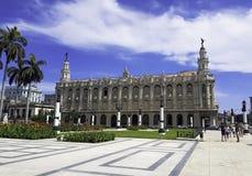 Great Theatre of Havana / Gran Teatro de La Habana Alicia Alonso - Paseo del Prado, Havana, Cuba. Great Theatre of Havana - Gran Teatro de La Habana Alicia stock images