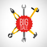 Great tools for sale Stock Images