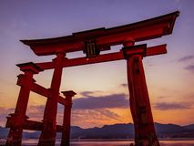 Great Torii  Royalty Free Stock Images