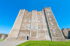 Free Great Tower At The Dover Castle Royalty Free Stock Image - 68692536