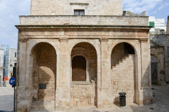 Great tower of Cisternino on Puglia Royalty Free Stock Images